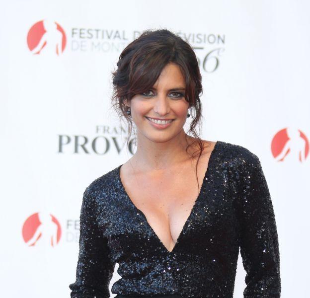 Laetitia Milot, sexy en diable à Monaco, ce 14 juin 2016.