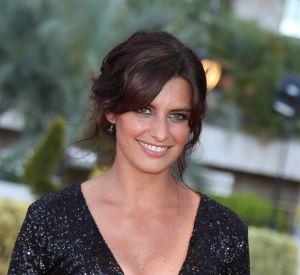 """Laetitia Milot au festival de la télé de Monte-Carlo, édition 2016. Elle y a présenté la saga de l'été de TF1 : """"La vengeance aux yeux clairs""""."""