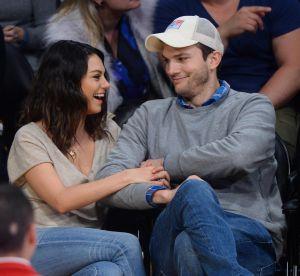 Mila Kunis et Ashton Kutcher : bientôt un petit frère pour Wyatt !