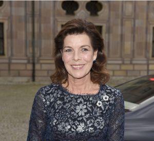 Caroline de Monaco : apparition en robe brillante pour une princesse trop rare