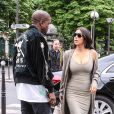 Kim Kardashian, les attractions à sensations ne sont pas faites pour elle.