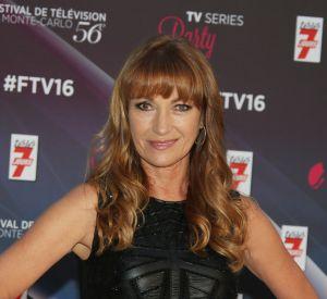 Jane Seymour lors du dernier festival de télévision de Monte-Carlo, le 13 juin 2016.