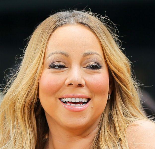 Mariah Carey à New-York en mai 2016.