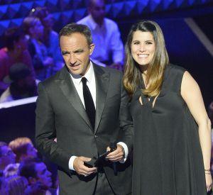 """Quelques semaines après son accouchement, elle rejoignait le plateau de """"The Voice""""."""
