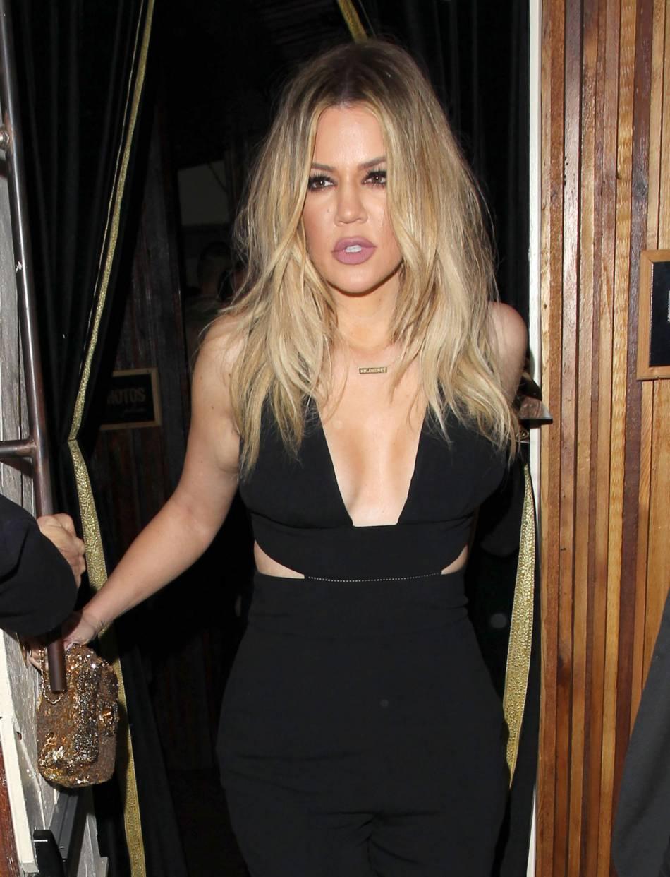 Khloe Kardashian, elle disjoncte lors qu'elle apprend les fiançailles de son frère !
