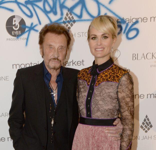 Johnny Hallyday a une femme très douée pour organiser des soirées à thème.