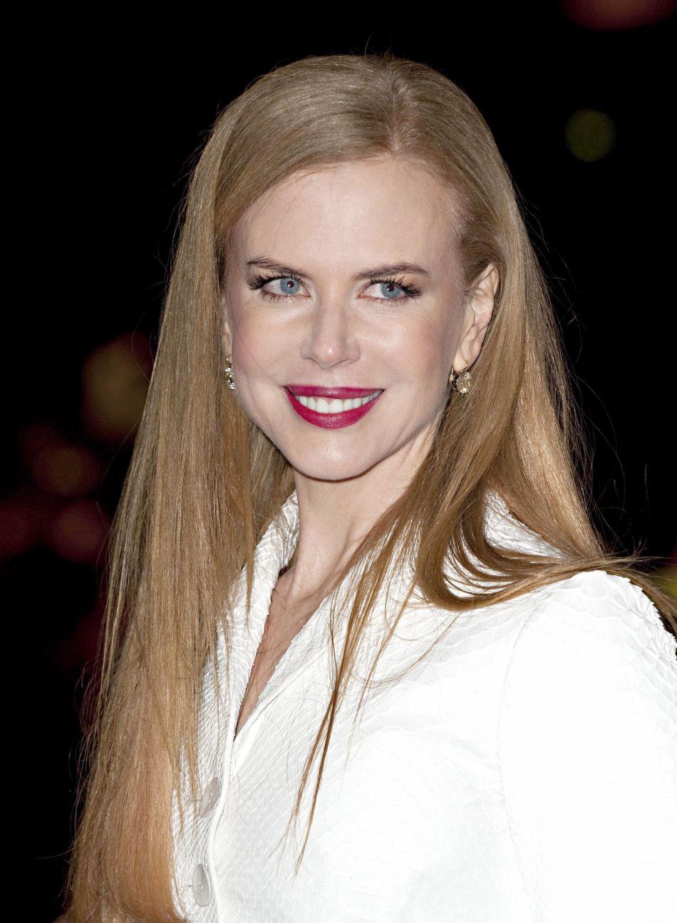 """En 2009, Nicole Kidman est au casting de """"Nine"""" et n'est plus capable de froncer des sourcils."""