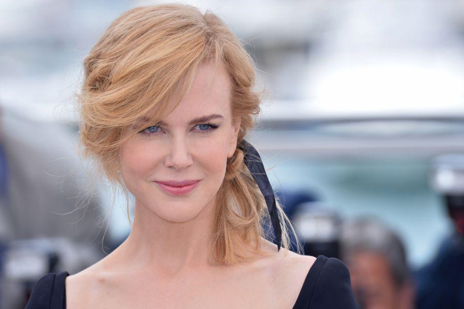 A Cannnes en 2013, Nicole Kidman semble avoir retrouvé son visage détendu d'autrefois.