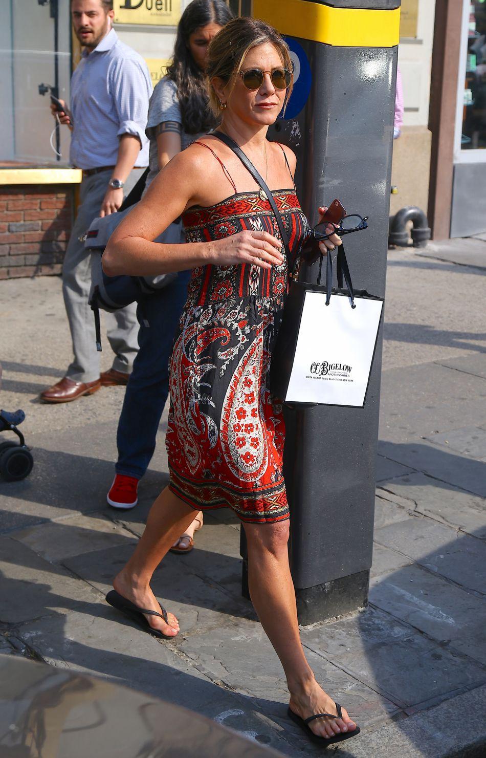 Jennifer Aniston, 47 ans, est l'une des plus belles femmes du monde.