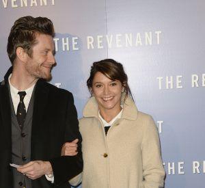 Emma De Caunes avec son mari Jamie Hewlett. Nina est le fruit de son amour pour Sinclair, son précédent mari.