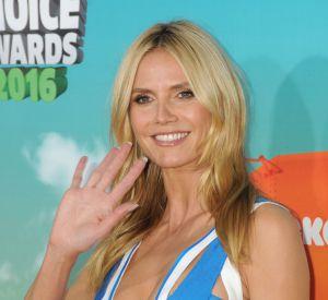 Heidi Klum toujours plus hot à 43 ans.