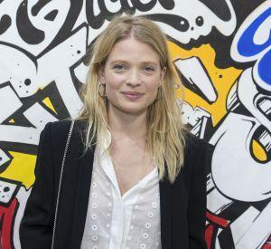 Mélanie Thierry à la soirée organisée pour la présentation de la collection de maroquinerie Urban Spirit de Montblanc, le 21 juin à Paris.