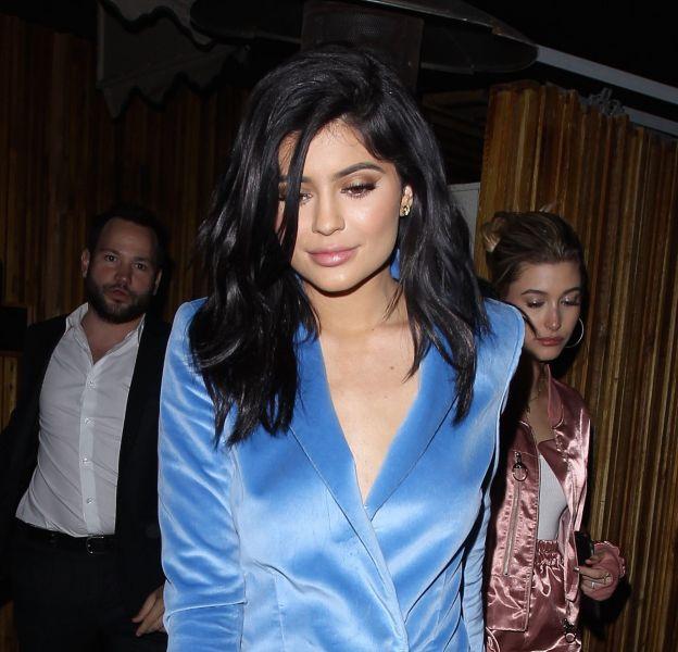 Kylie Jenner, tenue simple et casual sur Instagram.