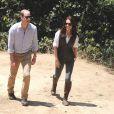 Baroudeuse de luxe, la duchesse de Cambridge aime faire de la randonnée avec des bottes en cuir à 600 euros.