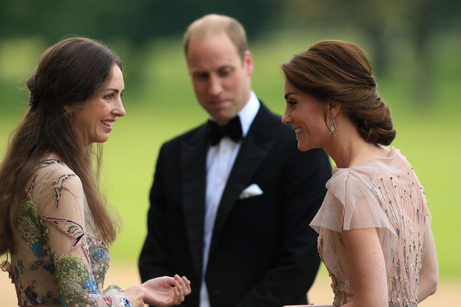 La duchesse de Cambridge était très en beauté le mercredi 22 juin pour un gala de charité organisé dans le Norfolk.
