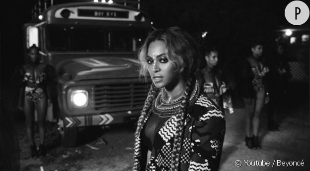 """Beyoncé dans son dernier clip """"Sorry"""", toujours aussi lookée."""