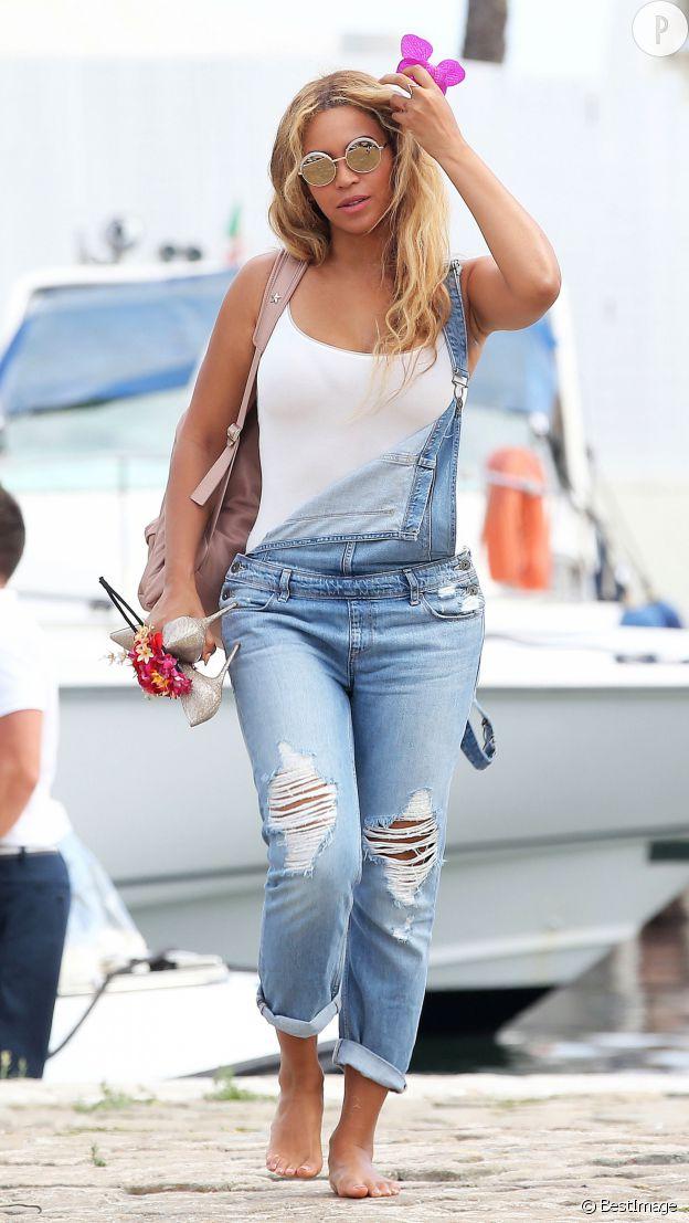 La salopette cool version Beyoncé.