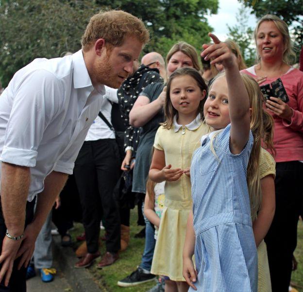 Lors de sa dernière apparition en public, le prince Harry a fait des ravages auprès de la gent féminine !