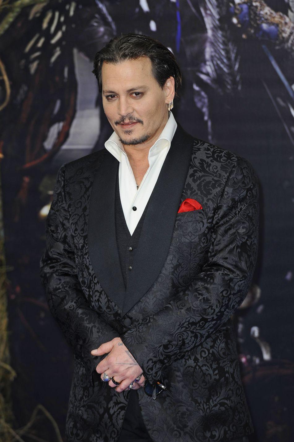 Johnny Depp peut compter sur sa famille pour lui apporter du soutien.