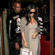 Kim Kardashian a posté une nouvelle photo de Saint.