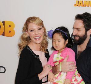 Katherine Heigl est enceinte de son premier enfant.