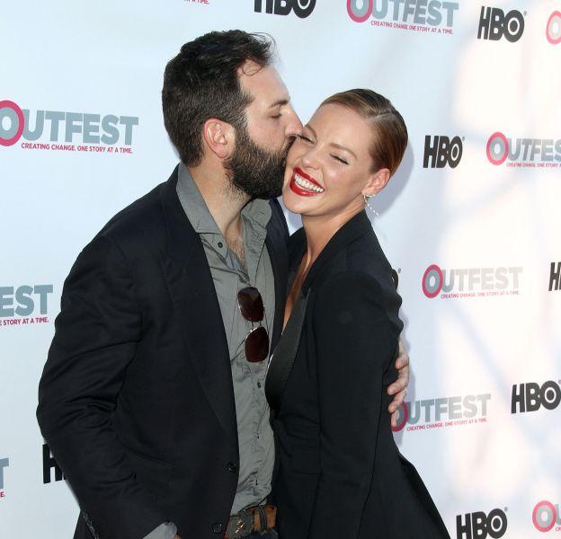 Katherine Heigl et son mari Josh Kelley attendent un troisième enfant.