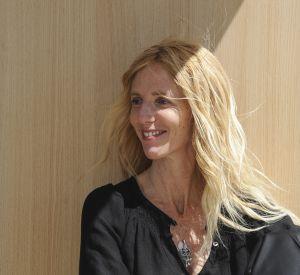 Sandrine Kiberlain évoque réguilèrement sa fille dans des interviews.