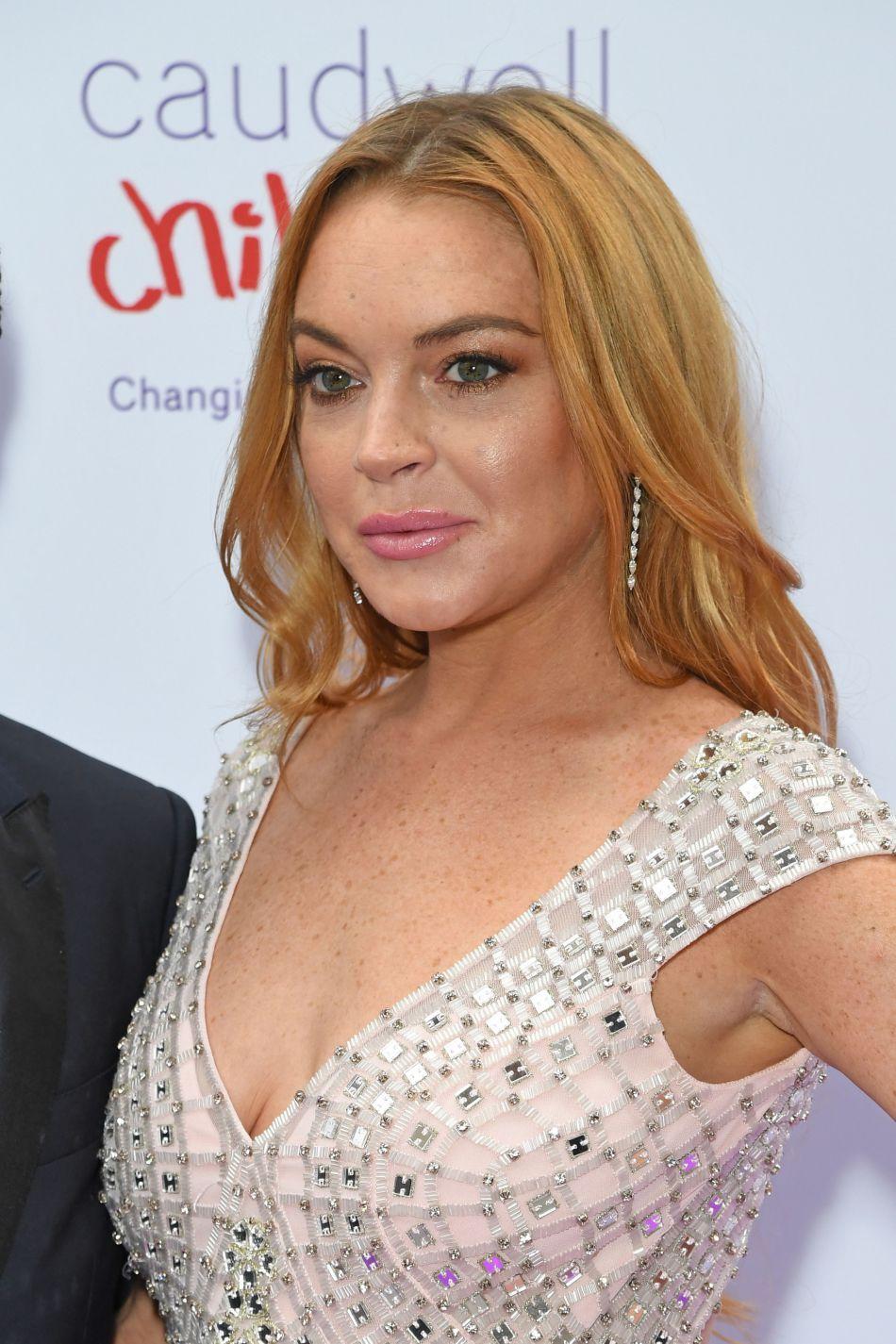Lindsay Lohan est transformée : son visage est figé par la chirurgie. Et le pire, c'est qu'elle n'a que trente ans. Elle en fait 20 de plus !