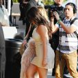 La star de télé-réalité, Kim Kardashian