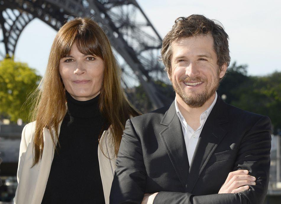 Guillaume Canet et Marina Hands ont fait de l'équitation ensemble. Il y a quelque temps, l'actrice révélait avoir eu le béguin pour le jeune Guillaume à l'époque de leur adolescence.