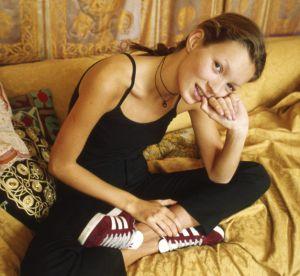 Kate Moss : égérie vintage pour Adidas