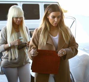 Blac Chyna, la paix retrouvée avec le clan Kardashian, pour combien de temps ?