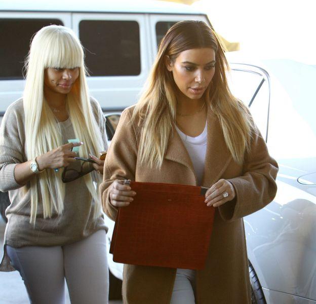 Blac Chyna et Kim Kardashian enfin réconciliées ?