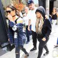 Kim Kardashian et Blac Chyna seront bientôt belles-soeurs.