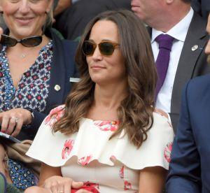 Pippa Middleton en montre trop à Wimbledon : les photos qui agacent Kate