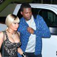 Nicki Minaj et son boyfriend, le rappeur Meek Mill.