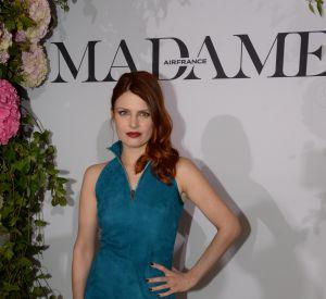 Elodie Frégé aux 30 ans du magazine Air France Madame, mardi 28 juin au Ritz.