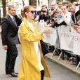 Céline Dion frise l'émeute à chaque sortie.