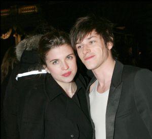 Gaspard Ulliel et Cécile Cassel en 2007.