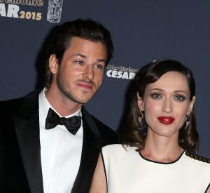 Gaspard Ulliel et sa compagne actuelle, Gaëlle Pietri. Elle est la maman de son enfant.