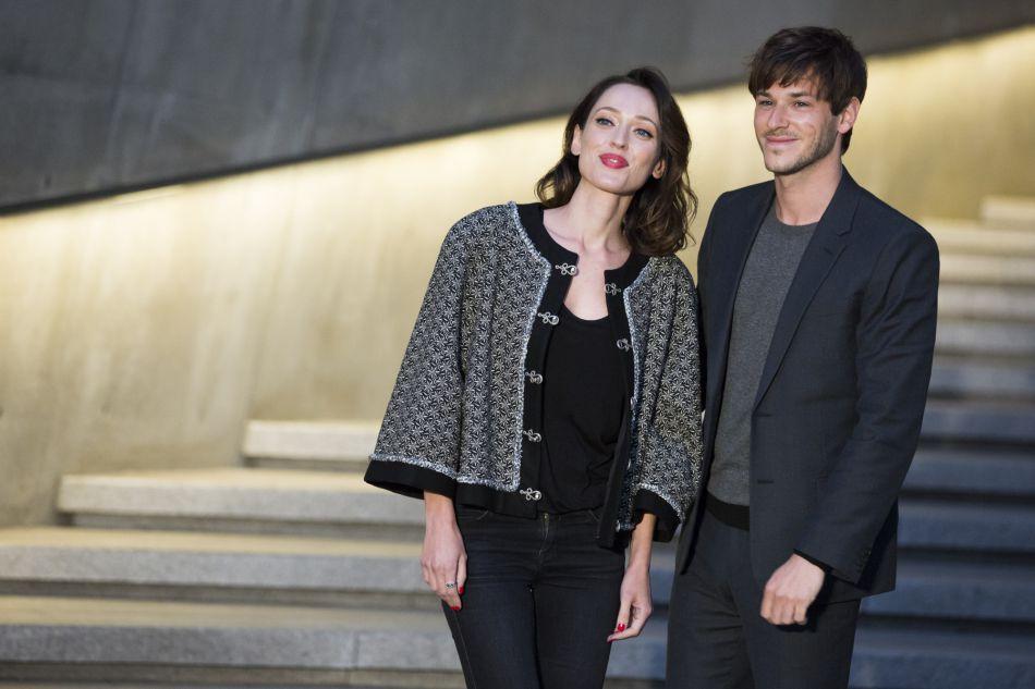 Gaspard Ulliel et Gaëlle Pietri : un couple épatant de beauté !