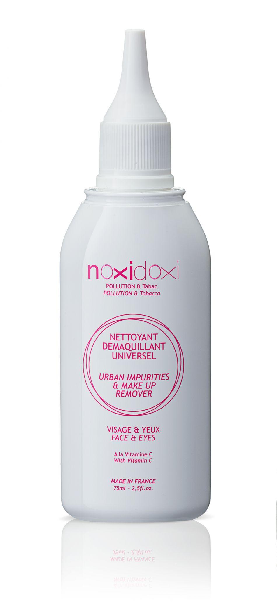 Nettoyant démaquillant, Noxidoxi, 14,90€.
