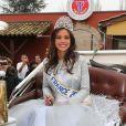 Marine Lorphelin a été élue Miss France 2013 à 19 ans.