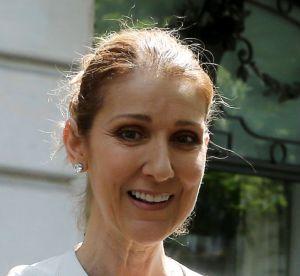Céline Dion : à Paris, la chanteuse ose le chapeau et les cuissardes !