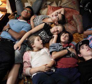 Les enfants ne veulent plus être séparés et changer de domicile tous les trois jours.