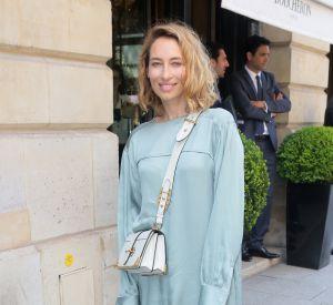 Alexandra Golovanoffau défilé de mode Haute Couture automne-hiver 2016/2017 Boucheron à Paris, le 4 juillet 2016.