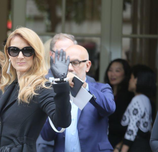 Céline Dion est la nouvelle reine de la Fashion Week.