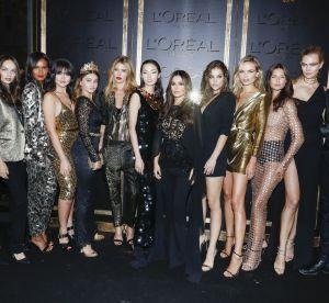 L'Oréal gold obsession : pluie de stars pour une soirée 24 carats