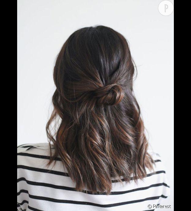 6 coiffures simples et originales pour le bureau.