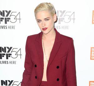 Kristen Stewart furieusement androgyne et sexy